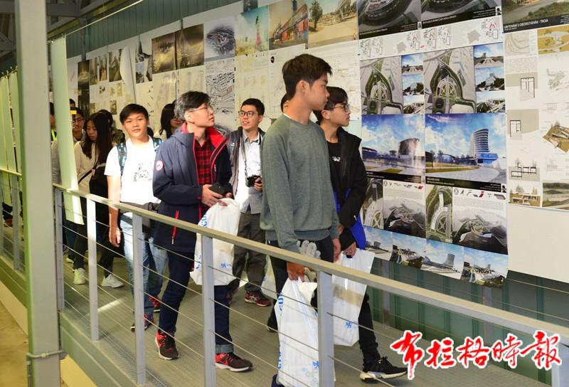 2019102900014 - 【布拉格时报】2019香港青年丝路文化交流团访问捷克科技大学