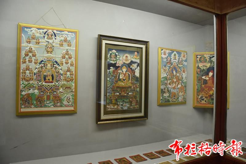 DSC 1867 - 【布拉格时报】唐卡艺术传承后继有人:访松潘象藏艺术学校