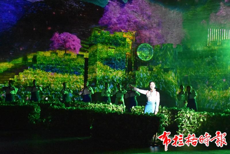 DSC 2708 - 【布拉格时报】梦回大唐:在松潘体验大型沉浸式实景演绎《大唐松州·瓮城传奇》