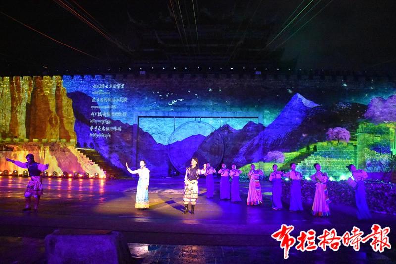 DSC 2715 - 【布拉格时报】梦回大唐:在松潘体验大型沉浸式实景演绎《大唐松州·瓮城传奇》