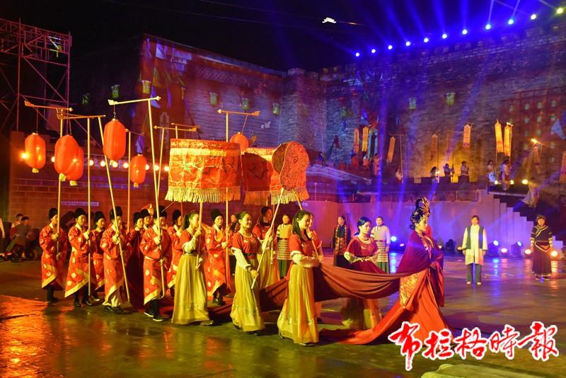 DSC 2778 - 【布拉格时报】梦回大唐:在松潘体验大型沉浸式实景演绎《大唐松州·瓮城传奇》