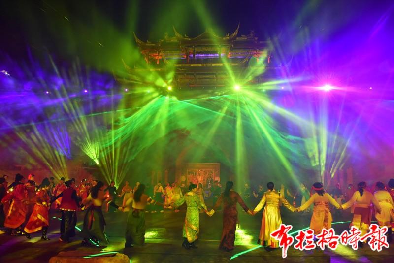 DSC 2793 - 【布拉格时报】梦回大唐:在松潘体验大型沉浸式实景演绎《大唐松州·瓮城传奇》