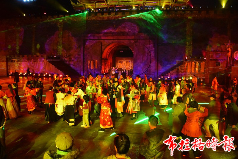 DSC 2842 - 【布拉格时报】梦回大唐:在松潘体验大型沉浸式实景演绎《大唐松州·瓮城传奇》